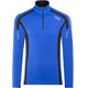 GORE RUNNING WEAR Air Zip Shirt Long Men brilliant blue/black